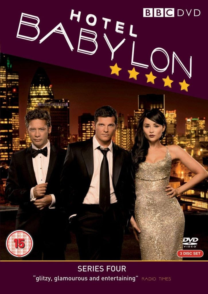 hotel babylon series 4